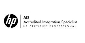 HP AIS Logo