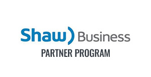 Shaw business Partner Program Logo