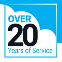 20 years of Service Icon